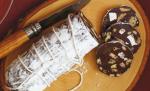 Saucisson russe en chocolat